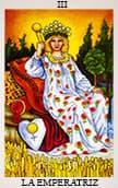 tarot del amor La Emperatriz