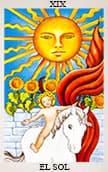 tarot de la semana El Sol