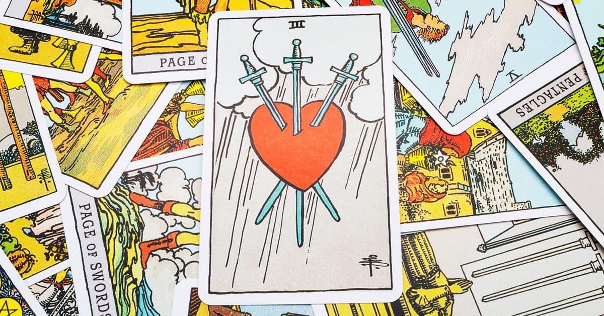 TAROT DEL AMOR - Tirada de Cartas del Tarot Gratis