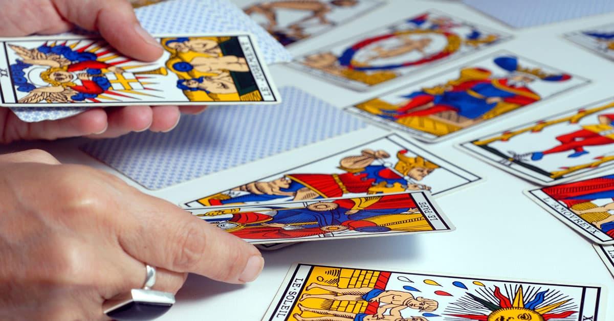 TAROT GRATIS - Tirada gratuita de cartas del tarot