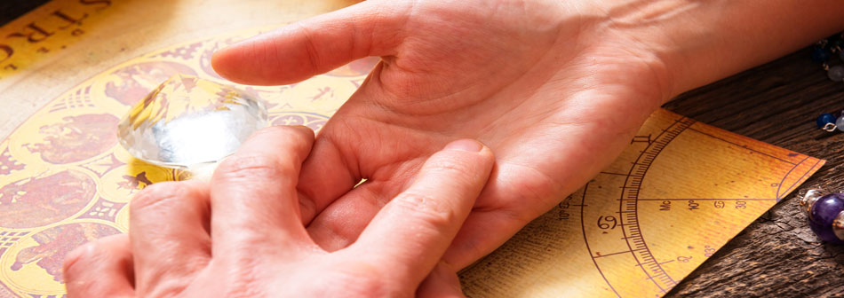 QUIROMANCIA - Lectura online de la palma de la mano.