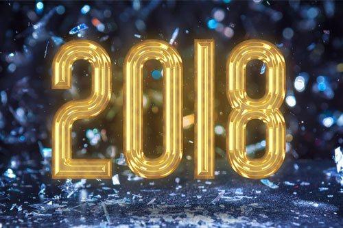 Como será para ti el 2018