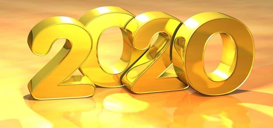 Numerología 2020