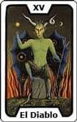 tarot de la amistad El Diablo