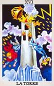 tarot del amor La Torre