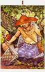 tarot celta El Mago