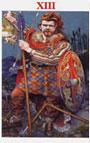 tarot celta La Muerte