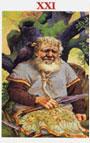 tarot celta El Mundo