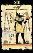 tarot egipcio La Muerte