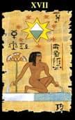 tarot egipcio La Estrella