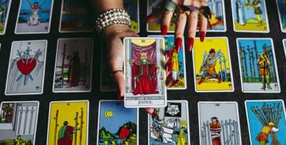 El Tarot del Sí o el No: la Tirada Rápida