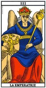 Significado de La Emperatriz