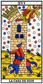 Significado de la carta La Torre